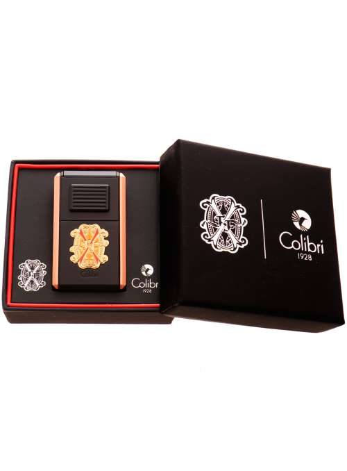 Briquet Colibri Astoria for Fuente Opus X