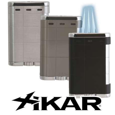 Briquet de table triple torche XTX Xikar