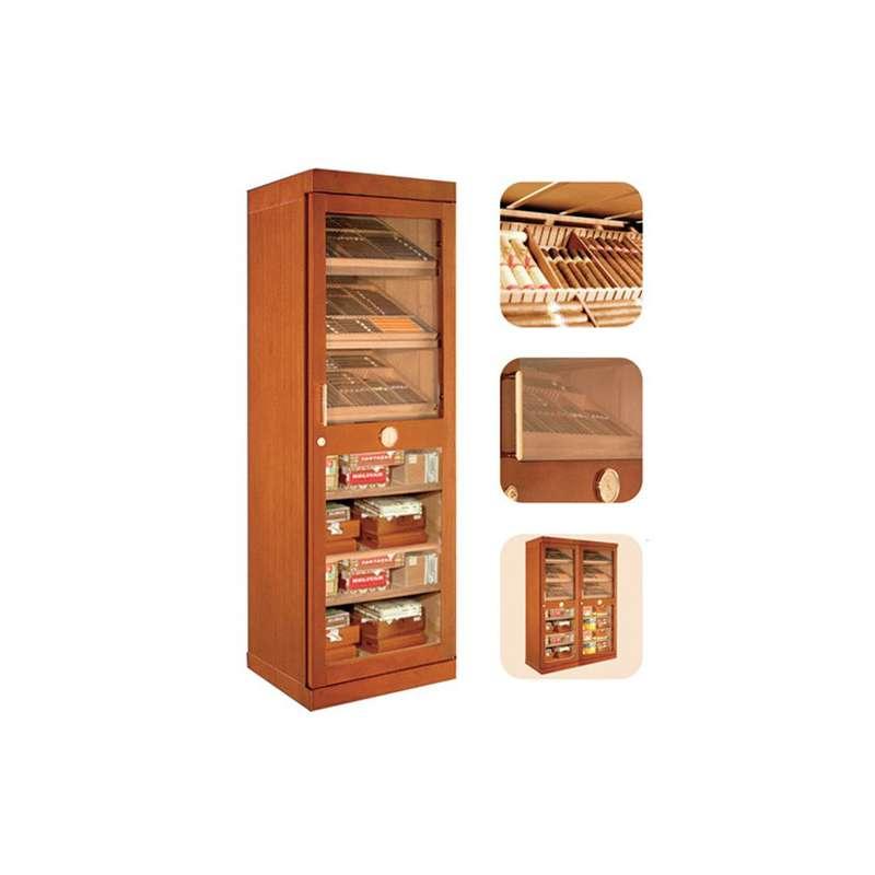 armoire cigares roma noire ou acajou adorini. Black Bedroom Furniture Sets. Home Design Ideas