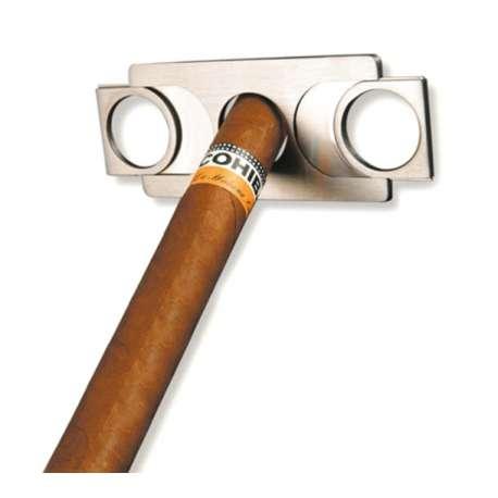 Coupe cigare en acier raffiné