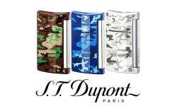 Briquet ST Dupont Minijet Camouflage