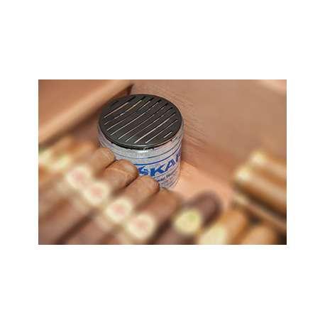 Humidificateur 75 cigares pot de gel Xikar 59ml