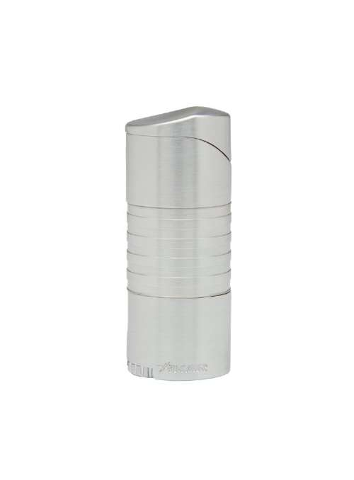Briquet cigare Ellipse II triple flamme Xikar argent