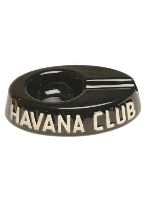 Cendrier Havana Club Egoïsta noir