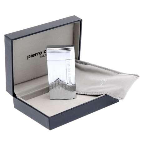 Briquet coupe cigare Pierre Cardin chrome avec coffret