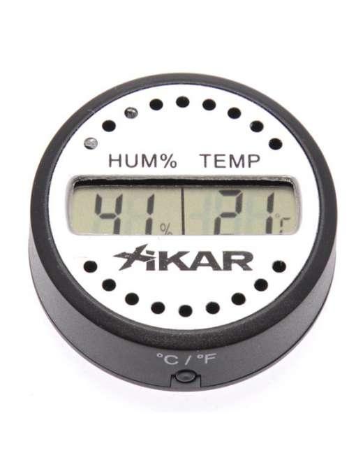 Thermo-hygromètre digitale Xikar