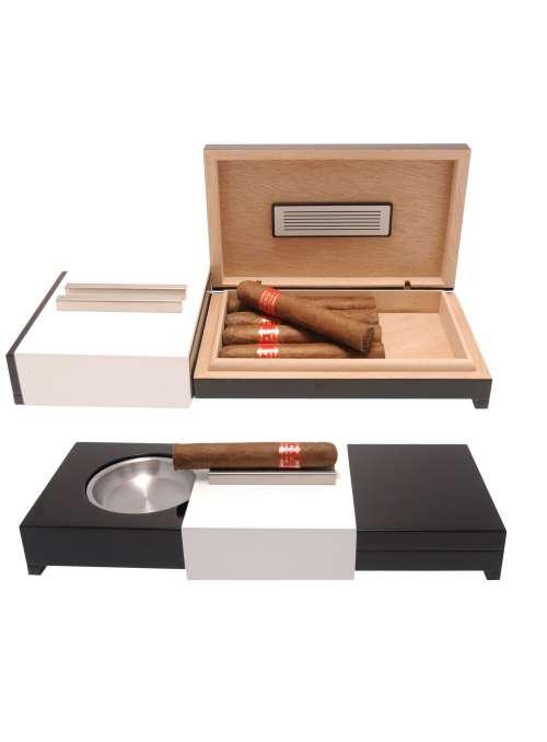 Cendrier cave à cigare