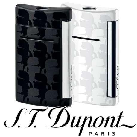 ST Dupont Minijet Karl Lagerfeld