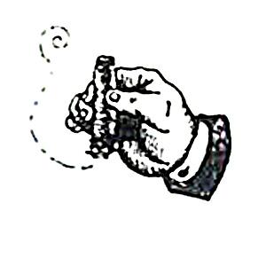 Un fumeur capricieux, irritable, mais un homme de parole...