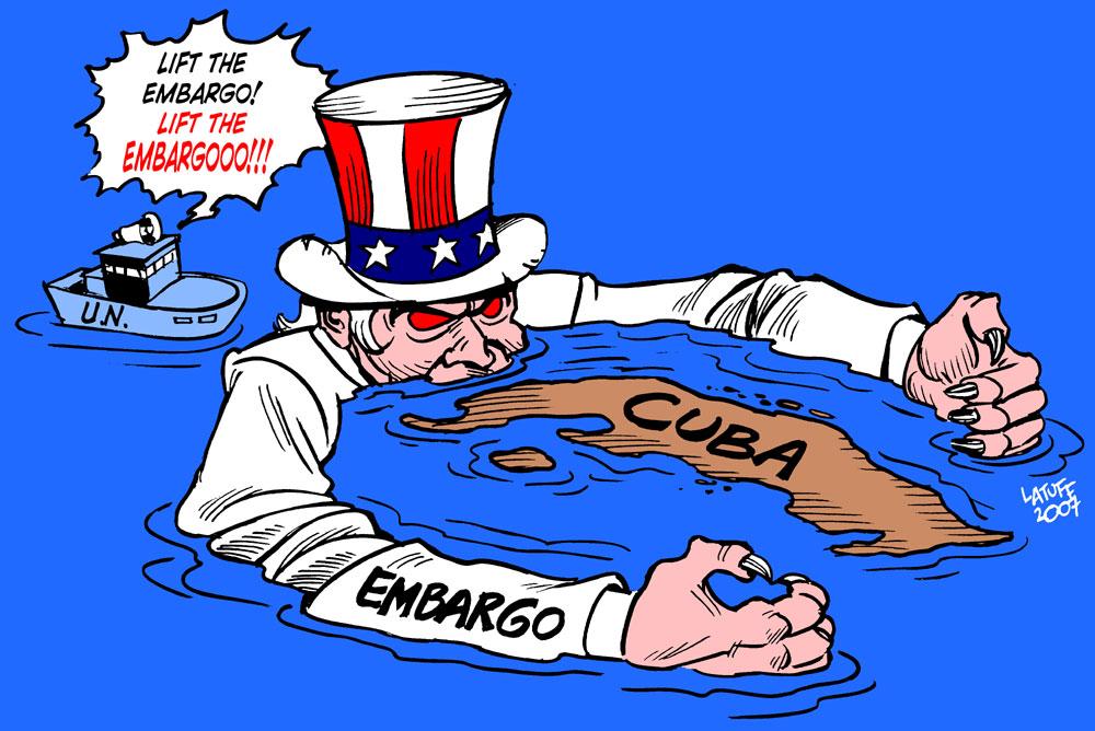 Embargo des Etats Unis