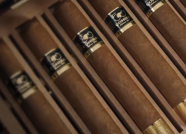 stocker cigare cave