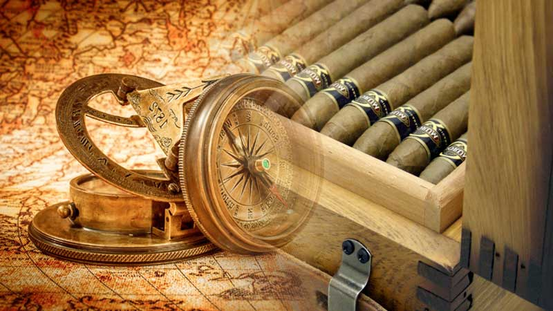 histoire de la cave à cigare